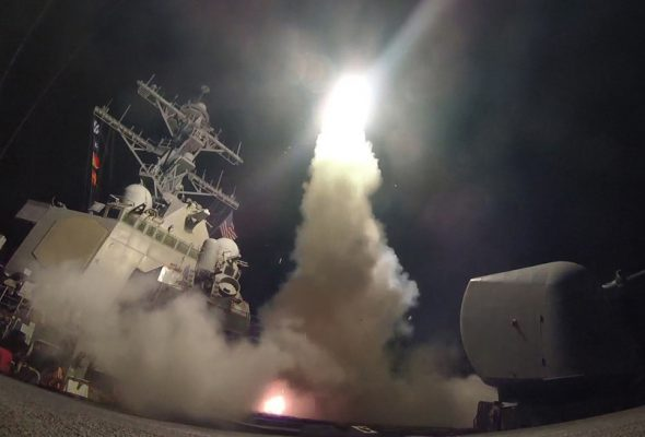 Syria Strike: Strategic Move Designed To Minimize Russiagate