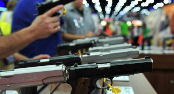 Gun companies lock up billions in sales